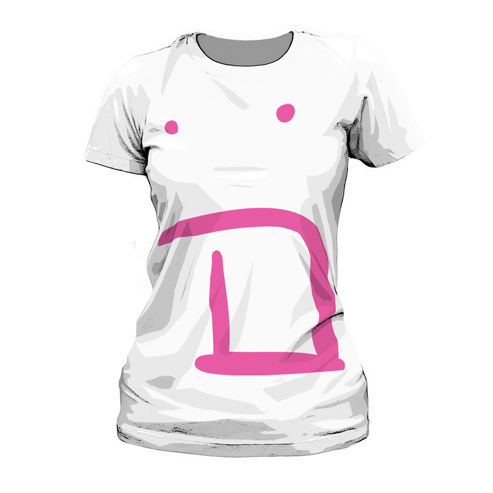 fb5e2881e106 Abject Horror Ladies Tee